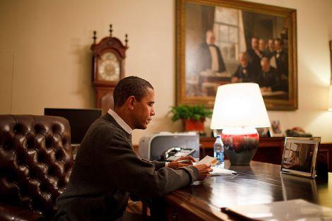 Obama Letter Zach Diamond