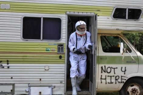 Space Rednecks Zach Diamond