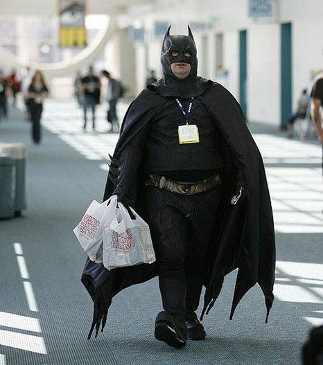 Zach Diamond Dark Knight