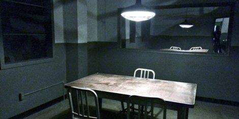 Interrogation Zach Diamond