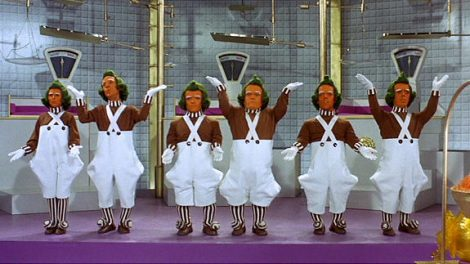 Undercover Chuck and the Chocolate Factory
