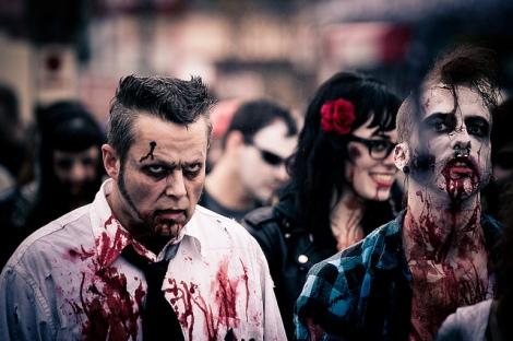 Chuck Zombies Zach Diamond
