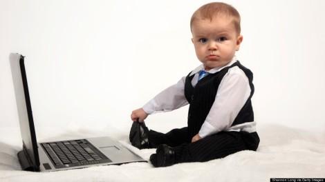 Zach Diamond Office Babies