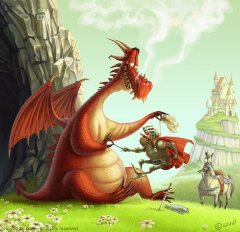 Dragon Zach Diamond